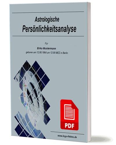 Astrologische Persönlichkeitsanalyse