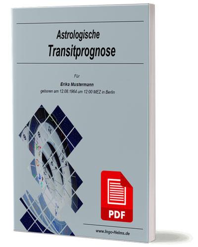 astrologische Transitprognose